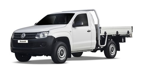 Volkswagen Amarok, Crafter Van special editions released