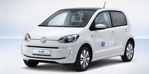 Volkswagen E-Up! production car revealed