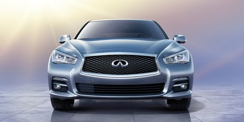 Infiniti Q50 to be called Nissan Skyline in Japan, but Infiniti logo retained