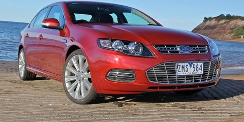Ford Falcon G6E Turbo Review