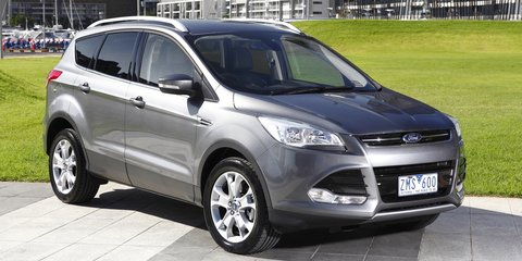 2013 Ford Kuga: pricing and specifications