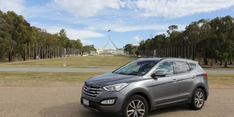 Hyundai Santa Fe Review: Long-term report three