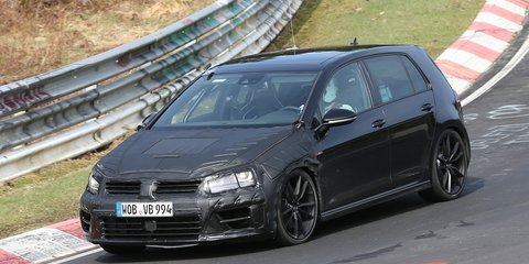 Volkswagen Golf R inches towards 300hp power output