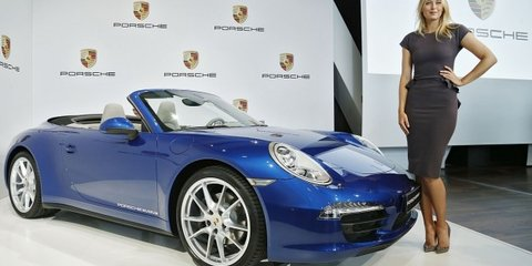 Porsche Signs Tennis Ace Maria Sharapova As Brand