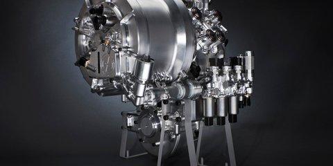 Volvo Flywheel KERS technology boosts power and efficiency