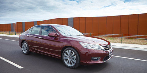 Honda Accord and CR-V recalled over auto braking issue