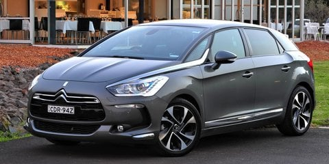 Citroen DS5 HDi: diesel crossover wagon added to local line-up
