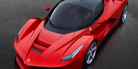 "Ferrari IPO could top ""at least"" $15 billion"