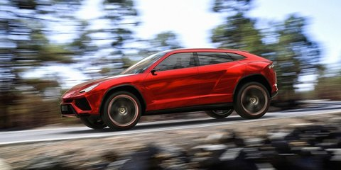 Urus SUV will pave the way for turbocharging and electrification at Lamborghini