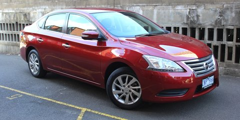 Nissan Pulsar ST Review