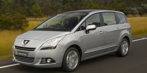 Peugeot 5008: French seven-seater priced from $36,990