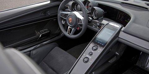 Porsche 918 Spyder: 653kW hybrid hypercar revealed