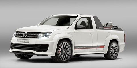 Volkswagen Amarok Power-Pickup unveiled