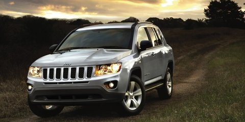 Jeep recalling almost 35,000 cars in Australia
