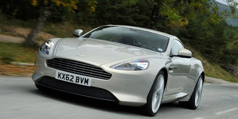 Aston Martin recalls 90 sports cars over accelerator pedal defect
