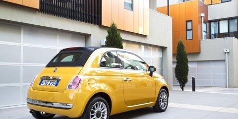 Fiat 500 drops to $14,000 driveaway