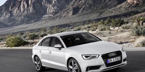 Audi A3 Sedan to double A3 sales