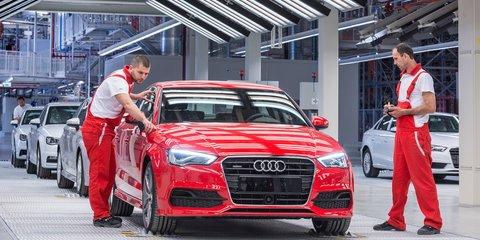 Audi A3 sedan tipped to outsell hatch