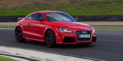Audi TT RS new-generation a sure bet for Australia