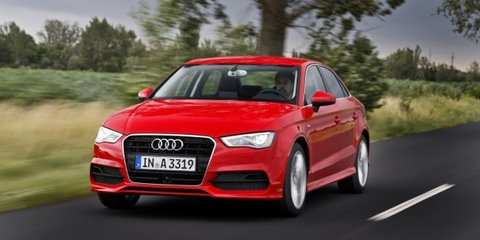 Audi A3 Cabriolet on its way