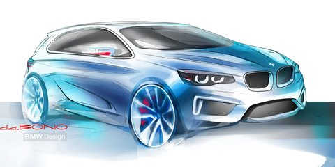 BMW Active Tourer Outdoor Concept to debut at German show