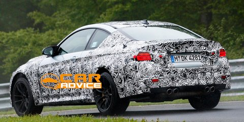 BMW M3: weight reduction confirmed for next generation