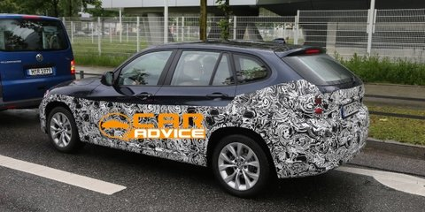 Zinoro EV: BMW X1-based Chinese crossover spied in Germany