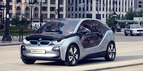 BMW i3: 100,000 reservations to test drive electric hatchback