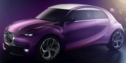 Citroen DS2 to debut at 2014 Paris motor show: report