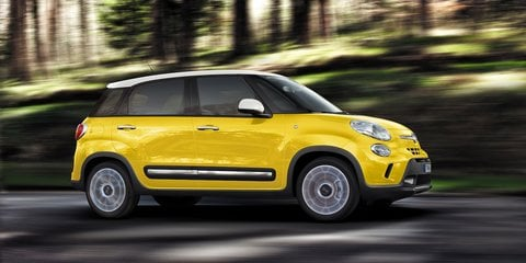 Fiat 500L Trekking: off-road focus for extended city car