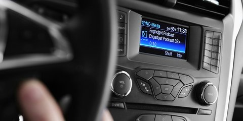 Ford Sync AppLink connectivity technology headed for Australia