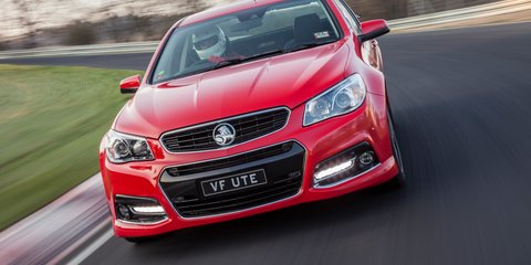 Holden Commodore Ute Nurburgring run confirmed at last