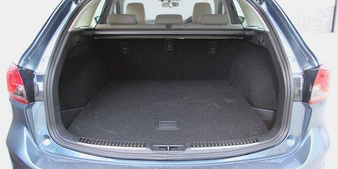 Holden Commodore Evoke Sportwagon v Mazda 6 Touring: Comparison Review