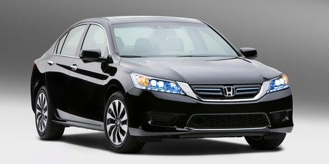Honda Accord Hybrid: 3.3L/100km sedan revealed