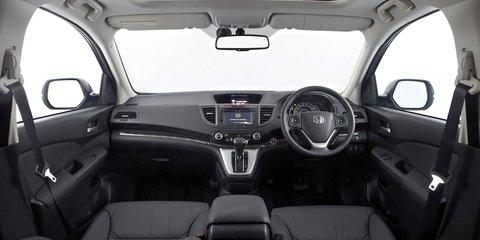 Honda CR-V gets new safety technology option