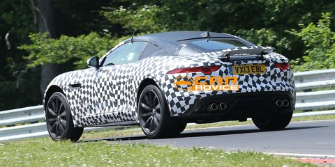 Jaguar F-Type Coupe to be lighter, faster, more hardcore than roadster