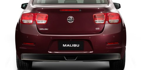 Holden Malibu priced from $28,490