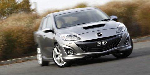 Mazda 3 MPS successor delayed
