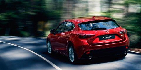 2014 Mazda 3 revealed