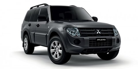 Mitsubishi Pajero update released: petrol out, five-star safety in