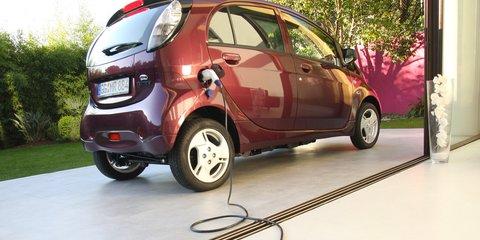 Mitsubishi halts sales, production of i-MiEV, Outlander plug-in hybrid