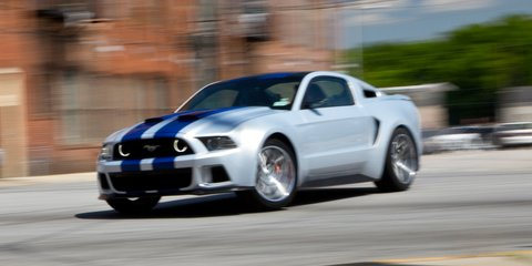Ford Mustang announced as Need for Speed hero car