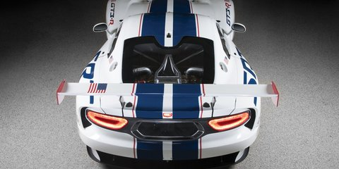 New SRT Viper GT3-R: ready-to-buy racer unveiled