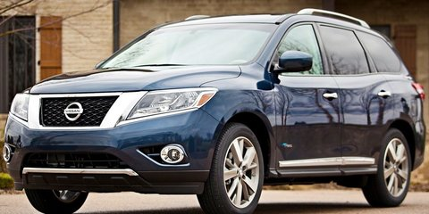 Chrysler, Ford, Nissan, pick-ups and SUVs lead US sales rise in May