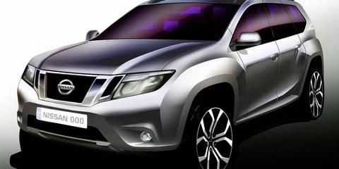 Nissan Terrano: Dacia-based compact SUV not on local radar