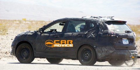 Nissan X-Trail: softer-styled SUV here in mid 2014