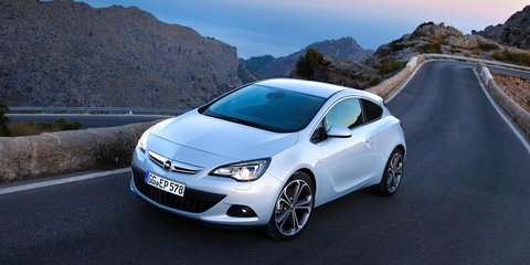 Opel Astra GTC: new 1.6-litre turbo petrol here next month