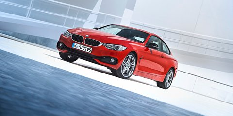 BMW 4 Series Coupe: lighter, faster two-door revealed