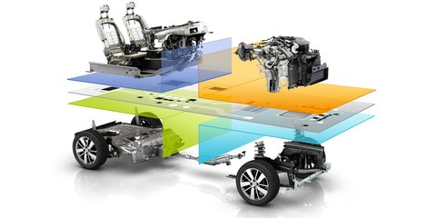 Renault-Nissan Alliance unveils new CMF engineering architecture