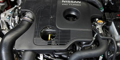 Nissan Pulsar SSS sedan on the radar